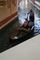 Gondel im Venecian