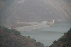 Staudamm vor LA