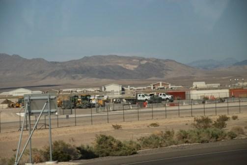 Teil der Air Force Base