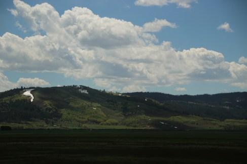 Im Bundesstaat Idaho