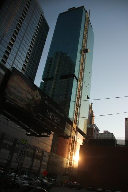 Erste Eindrücke in Downtown Chicago