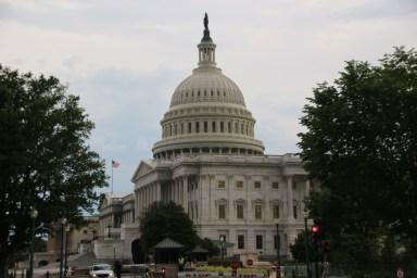 Capitol von Nordosten