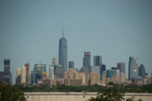erste new York Sichtung