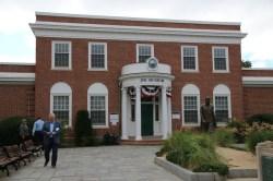 Das Kennedy-Museum in Hyannis