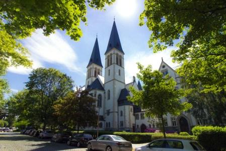 Kirche Dreifaltigkeit
