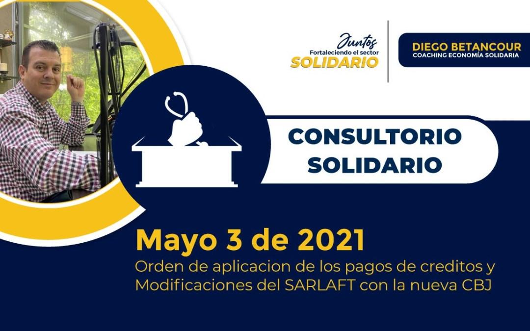 Consultorio Solidario | Mayo 3/2021