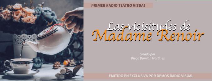Las vicisitudes de Madame Renoir, de Diego Damián Martínez