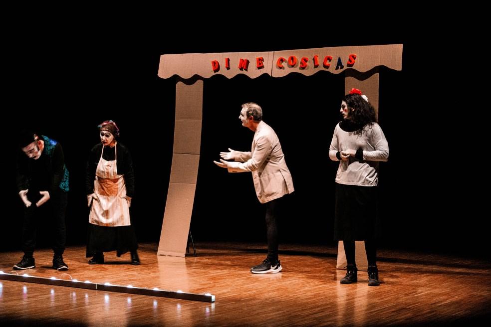 Teatro cómico: Dime Cosicas, de Diego Damián Martínez
