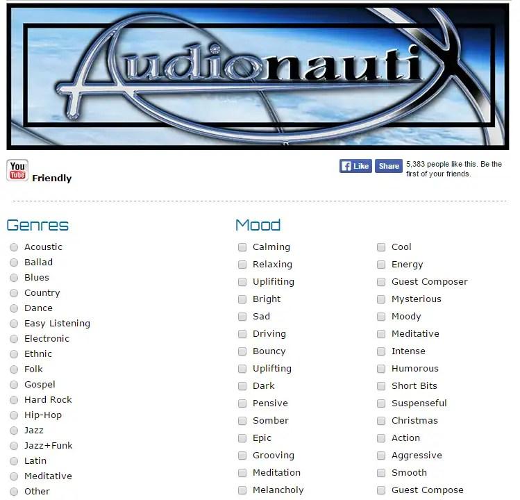 Audionautix descargar música libre