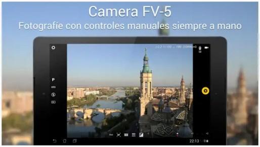 Cámara FV-5 Lite