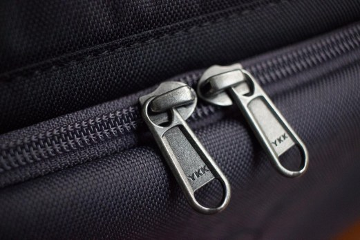 Zippers are awesome.
