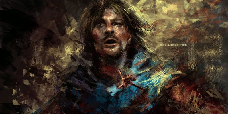 boromir by ladyvimes d5of2mw