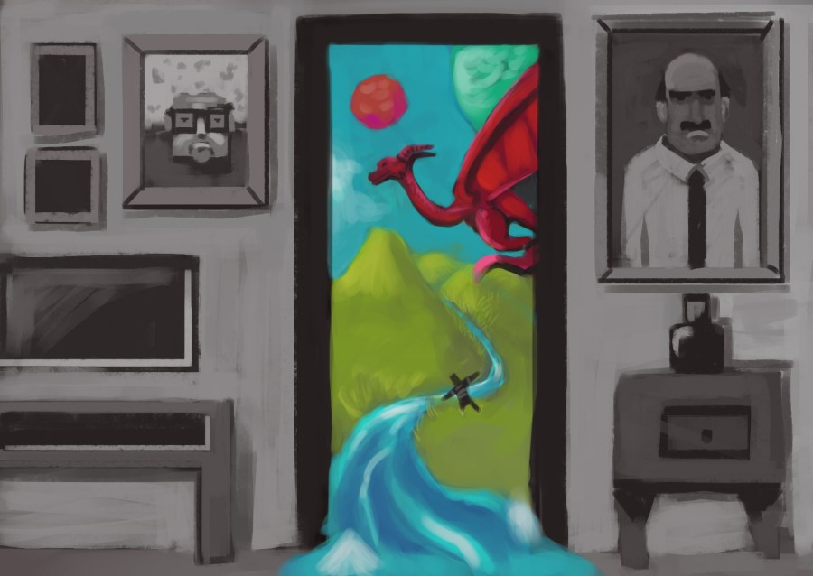 5 histórias de fantasia e ficção científica |