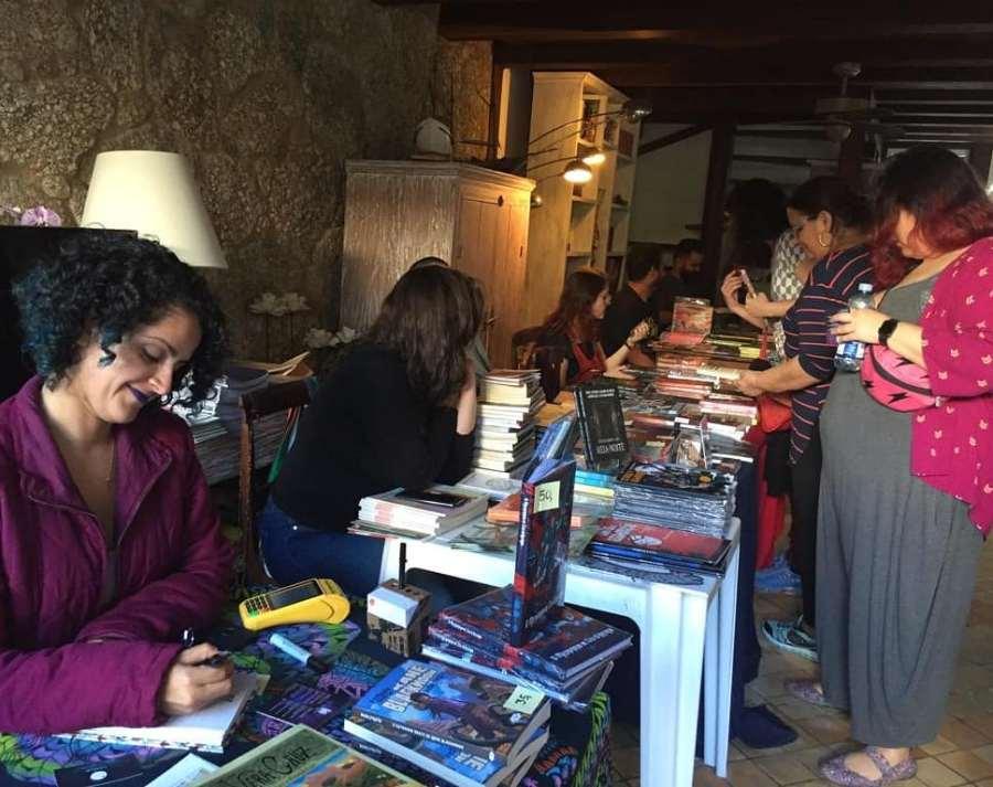 Casa Fantástica 2020 : A Literatura Fantástica resiste |
