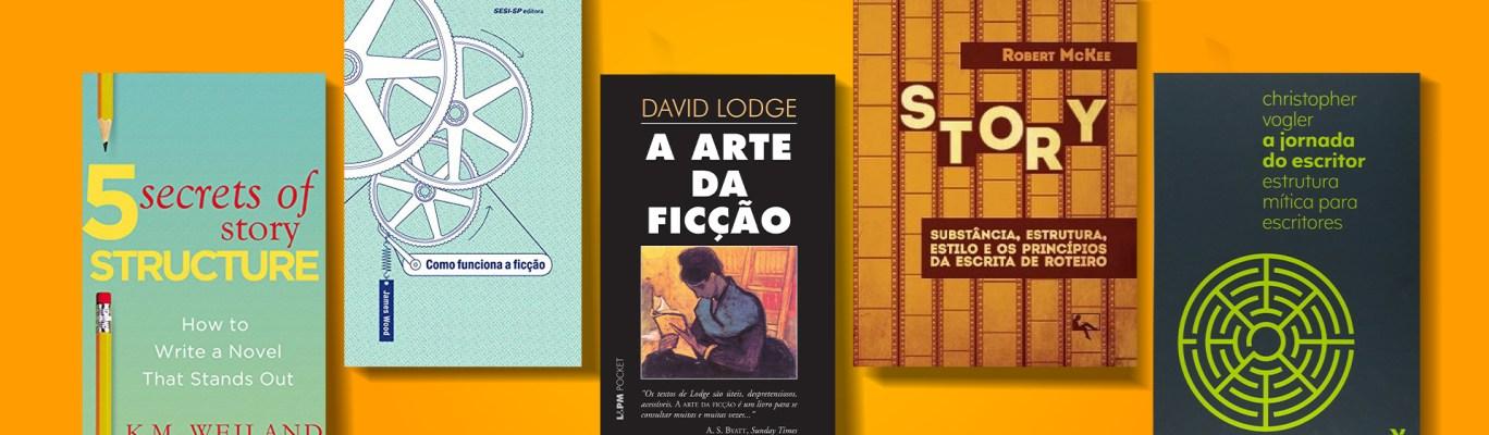 5 livros sobre escrita que todo autor precisa ler  