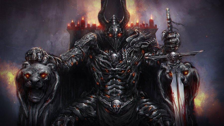 dark lord by theadversaryalliance d7nqw4y Sete coisas que eu não aguento mais no gênero fantástico