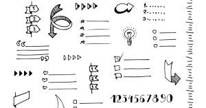 custom wordpress bullet point lists