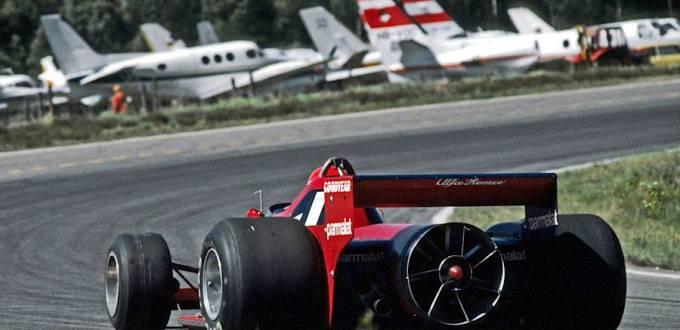 Brabham BT46 - GP Svezia 1978 : la vittoria del ventilatore