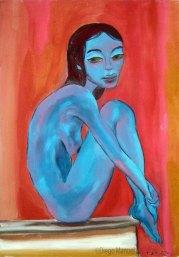 blue-girl
