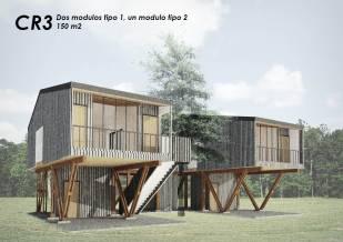 Casa Rural Prefabricada