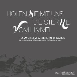 Arbeiten in Obertauern – Mit dem Hotel Das Seekarhaus-Team die Sterne vom Obertauern-Himmel holen