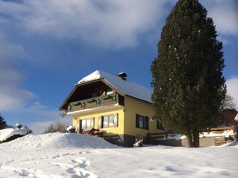 Ferienhaus Das Sunnhäusl in Mariapfarr im Salzburger Lungau