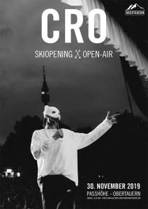 Skiopening Obertauern 2019 mit Cro