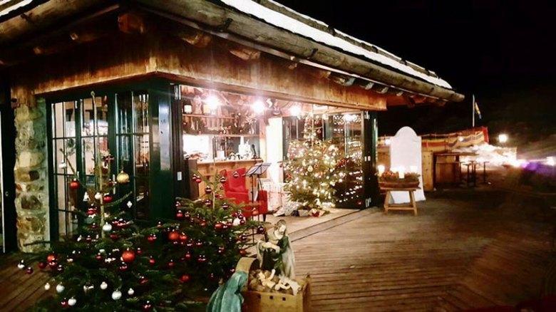 Das Fünf-Sterne-Hotel Das Seekarhaus ist immer eine Reise wert. Ein ganz besonderes Erlebnis ist es natürlich, die Adventszeit oder Weihnachten inmitten der verschneiten Bergwelt von Obertauern zu erleben.  Foto: Hotel Das Seekarhaus