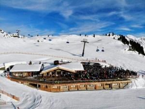Die Hochalm Obertauern beim Skiopening 2019