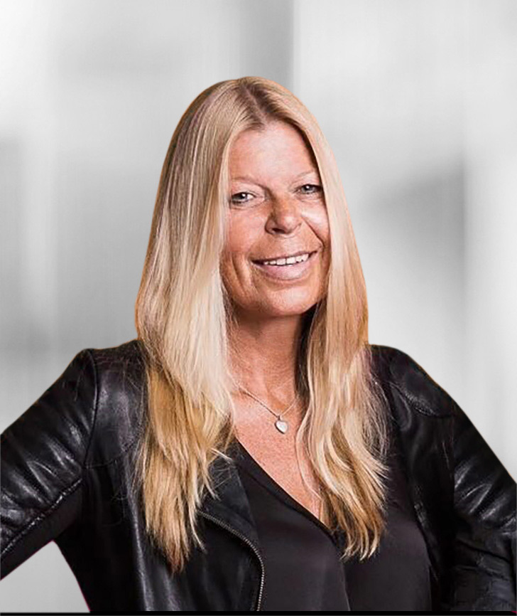 Doris Kitzenegger, Inhaberin und Redaktionsverantwortliche des DIE GUTE LAUNE-Magazins.