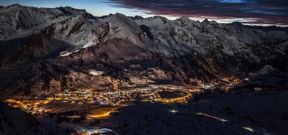 Das traditionelle Obertauern Ski-Opening-Konzert findet 2021 am Samstag, 27. November, statt. Foto: TVB Obertauern