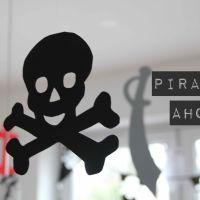 Wilde Piratenparty für Jungs