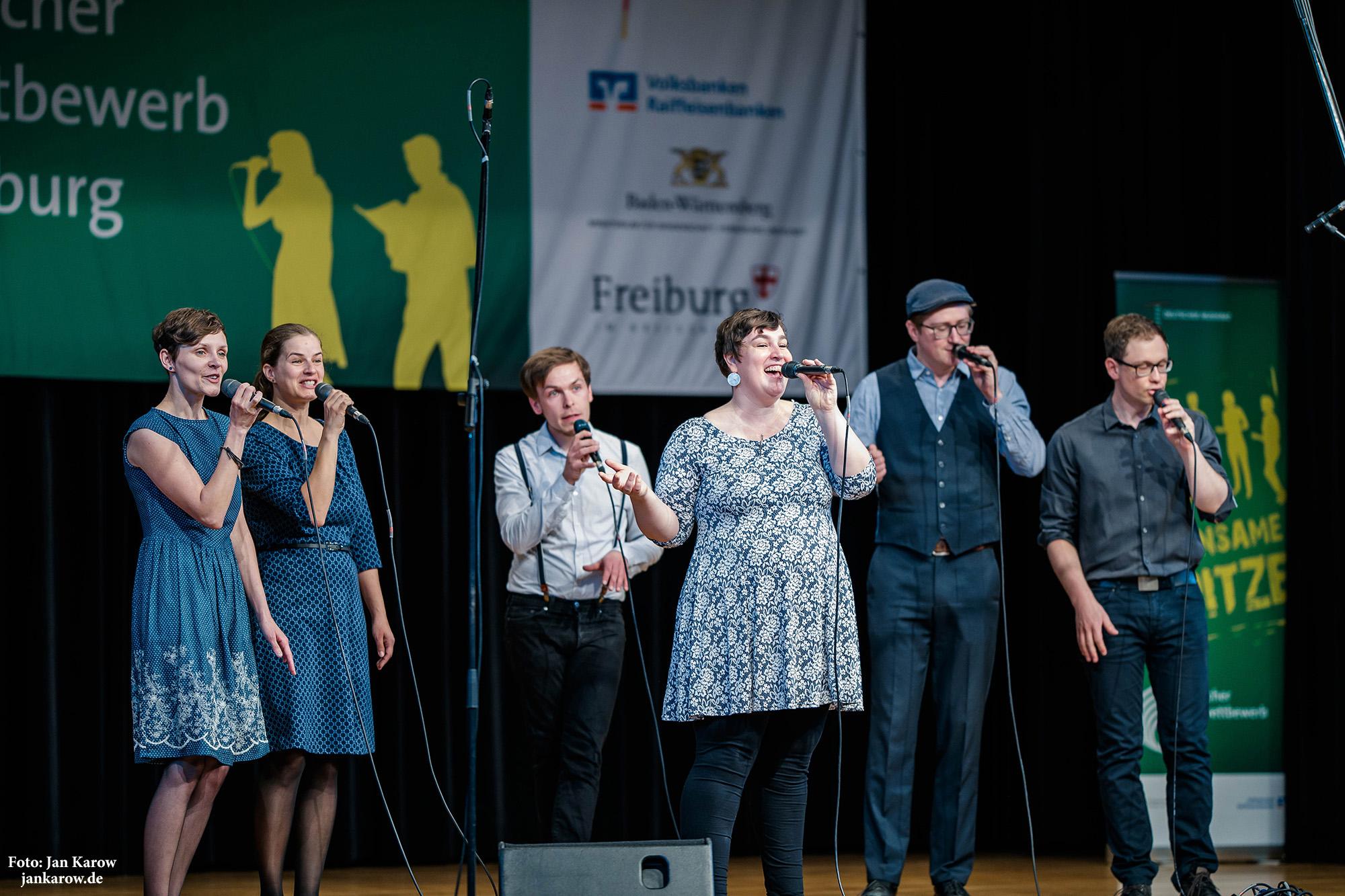 Deutscher Chorwettbewerb 2018 in Freiburg