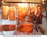2017.06.09 - Fisch, Schnitzel Würstchen im Backofen