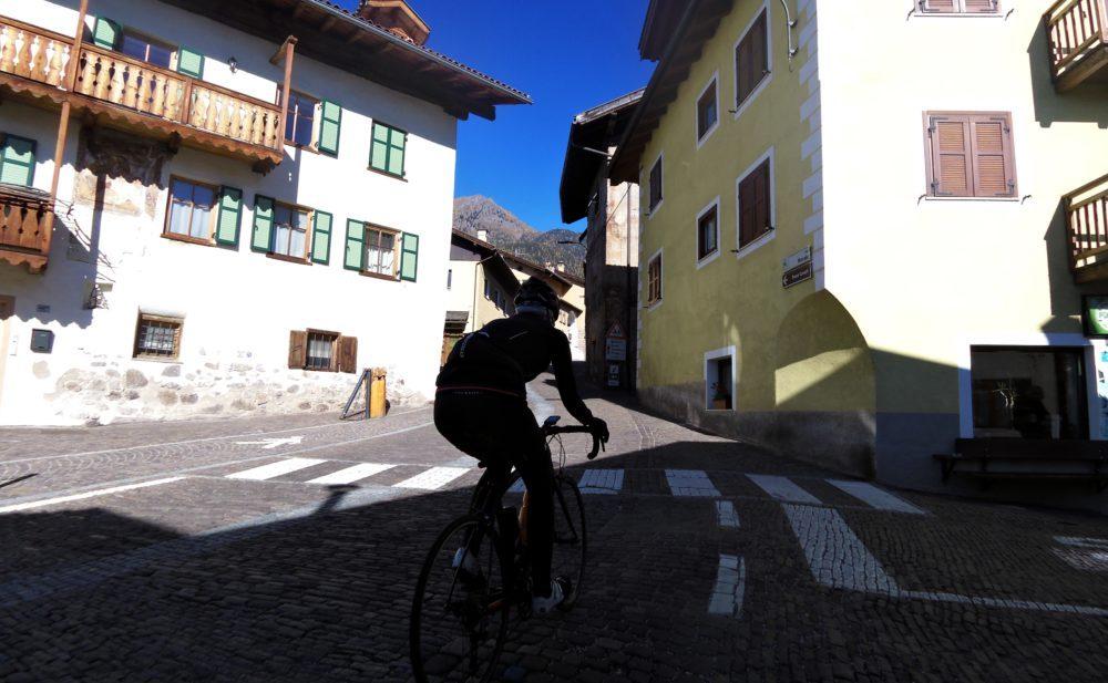 Rennrad fahren
