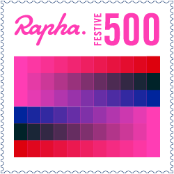 The Rapha Festive 500