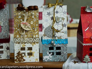 Walburga Peters - Geschenkschachteln