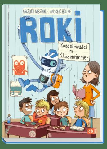 Andreas Hüging, ROKI - Kuddelmuddel im Klassenzimmer
