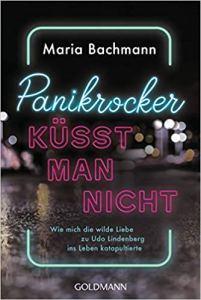 Cover Panikrocker küsst man nicht, Goldmann Verlag