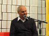Der Autor auf der Leipziger Buchmesse am 14.3.2015