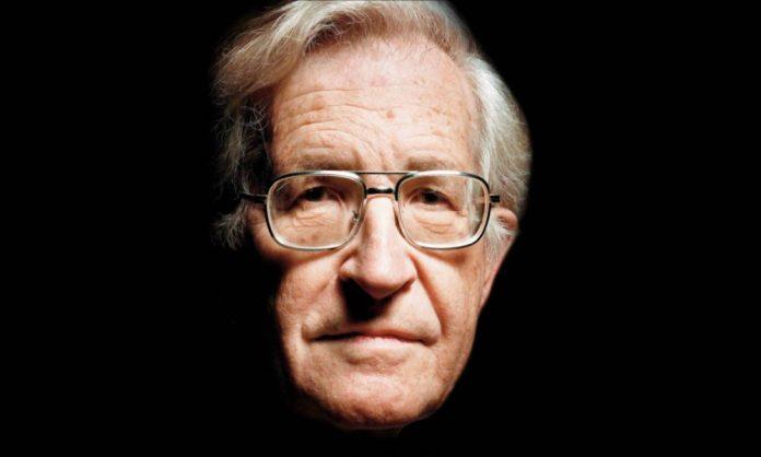 Noam Chomsky Joins DiEM25 - DiEM25