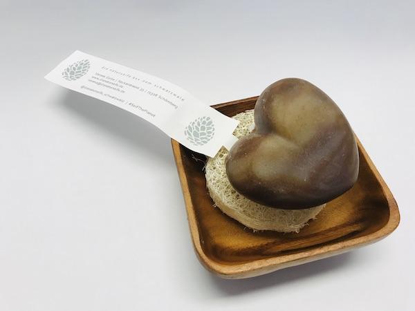 herzige liebevolle naturseife guenstig kaufen palmoelfrei vegan haarseife valentinstag geschenk nachhaltig