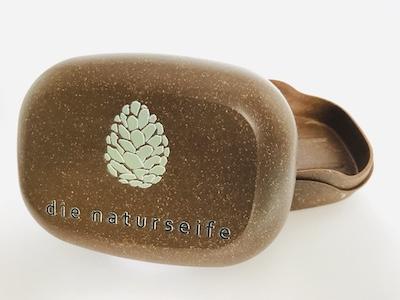 natürliche Seifendose nachhaltig biologisch aus Holz Reisebegleitung naturseife shop gut fuer haarseife