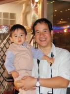 Hoàng & bé Lam