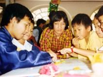 Hiệp, Thiên Hương và các em