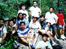 1993-06-01 - Fontainebleau : Khoẻ vì nước, kiến thiết quốc gia...