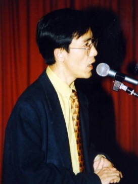 """Anh Khánh với bài """"Rừng thu Orsay"""""""