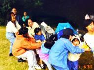 27-06-1999 - Noisiel : Cắm trại & hoạt động ngoài trời