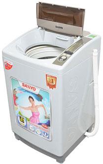 Máy giặt Sanyo ASW-S80KT