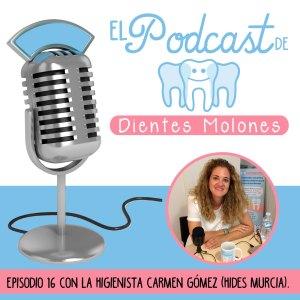 16. Entrevista molona a la higienista Carmen Gómez